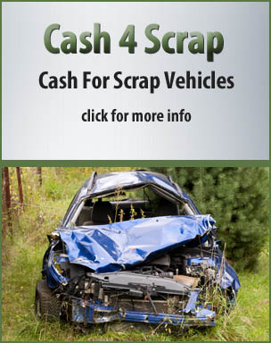 Cash For Scrap Cars Staffordshire