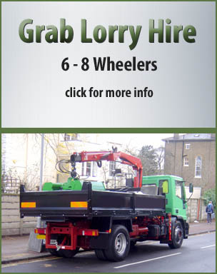 Grab Lorry Hire Staffordshire
