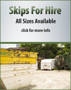 Skip Hire Services Staffordshire