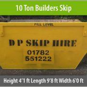 builder's skip - Staffordshire Skip Hire