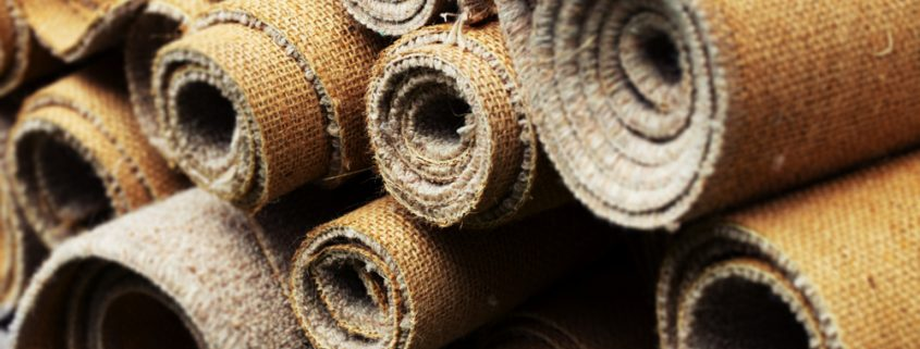 carpet disposal - skip hire