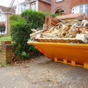 skip hire - house clearance