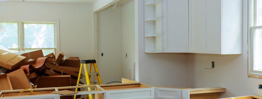 kitchen renovation - staffordshire skip hire