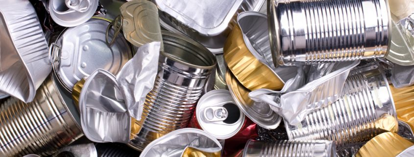 metal recycling - skip hire