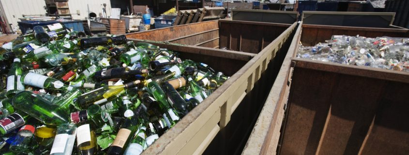 skip hire - recycling centre