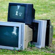 tv disposal - skip hire