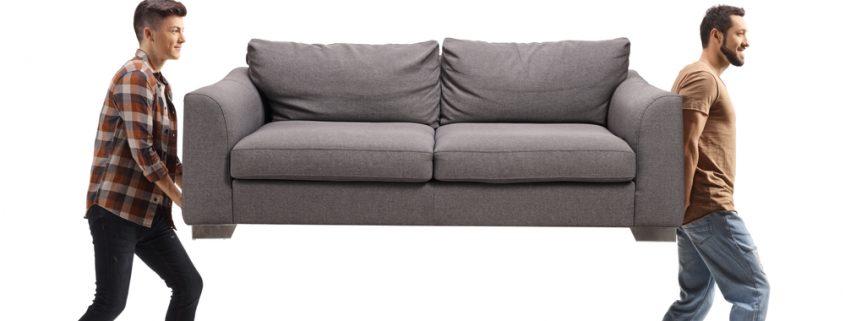 sofa removal